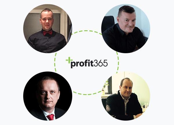 Kto (čo) sa skrýva za Profitom365?